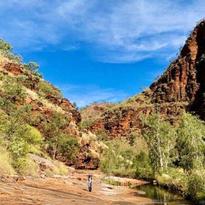 South Carr Boyd bushwalking australia