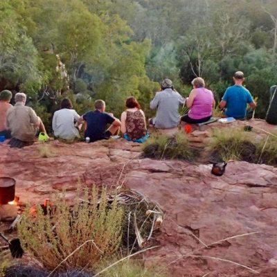 bushwalking carr boyd north fantastic memories