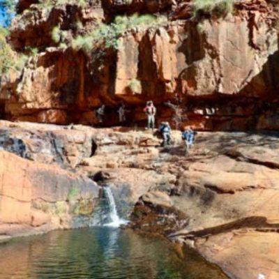 bushwalking carr boyd south river landscape