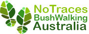 NoTraces BushWalking Australia |   Form for 1 person