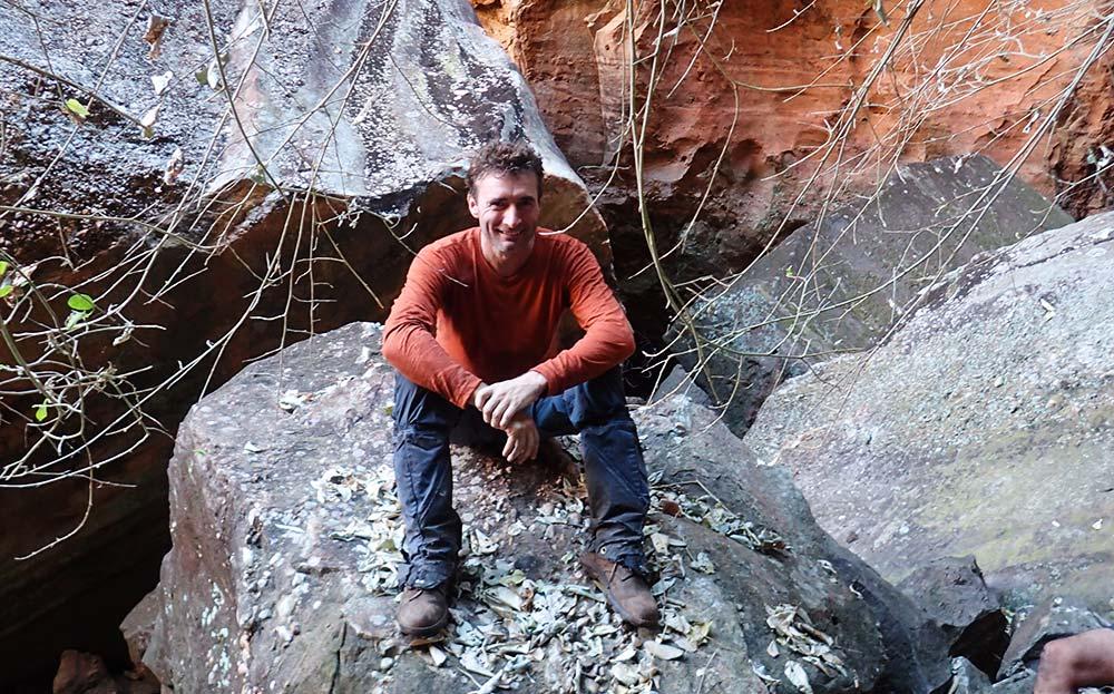 bushwalking end of hike fifth gorge