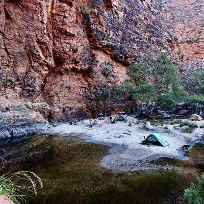bushwalking piccaninny gorge