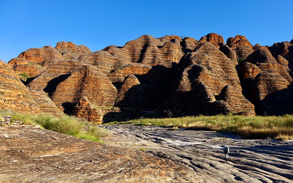 bushwalking purnululu national park
