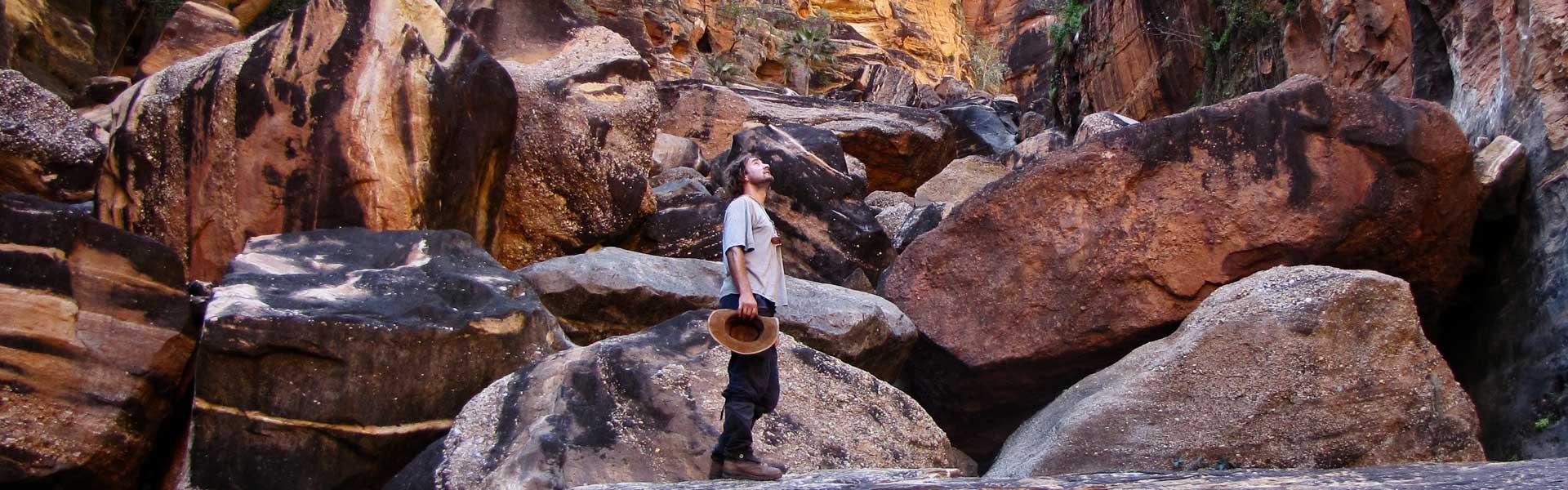 sebastien bushwalking australia bio